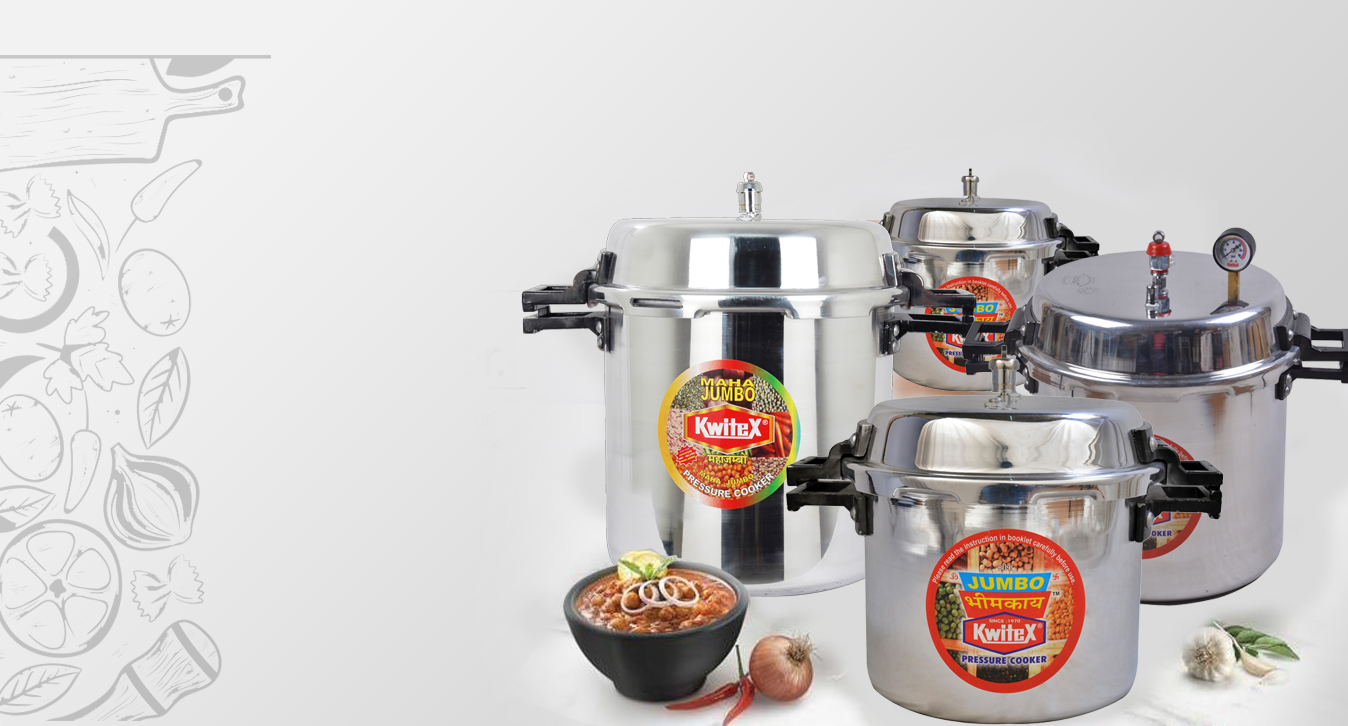 c648ee51c Since 1970 Leading Manufacturer of. Cookware. Pressure Cooker